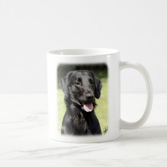 Flat Coated Retriever 9Y040D-120 Coffee Mug