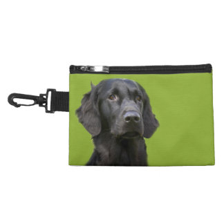 Flat Coated Retriever Dog Accessory Bag