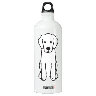 Flat-Coated Retriever Dog Cartoon SIGG Traveler 1.0L Water Bottle