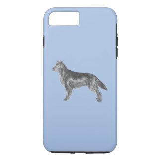 Flat Coated Retriever iPhone 7 Plus Case