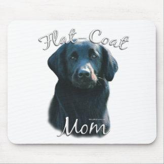 Flat-Coated Retriever Mom 2 Mouse Pad