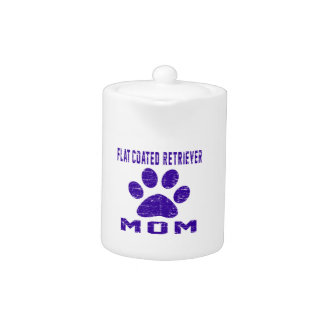 Flat-Coated Retriever Mom Gifts Designs