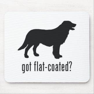 Flat-coated Retriever Mouse Pad