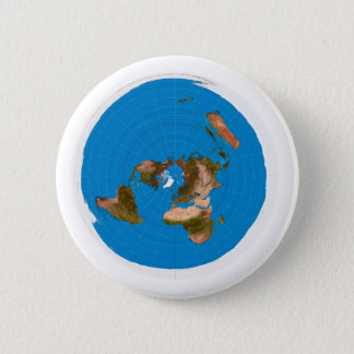 Flat Earth Map - Azimuthal Equidistant Projection Button
