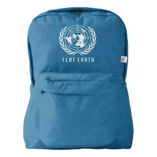Flat Earth MAP Backpack (UN BLUE)