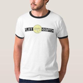 Flat Earth T Shirt