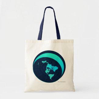 Flat Earth Tote Bag (#flatearth)