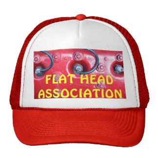 FLAT HEAD MOTOR ASSOCIATION HAT