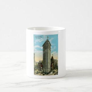 Flat Iron Building. Broadway and Fifth Ave. NYC Coffee Mug