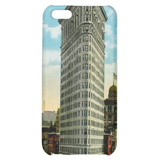 Flat Iron Building. Broadway and Fifth Ave. NYC iPhone 5C Case