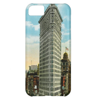 Flat Iron Building Case For iPhone 5C
