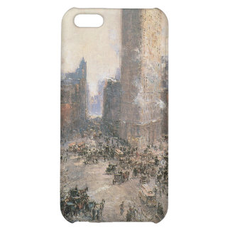 Flat Iron Building, New York circa 1908 iPhone 5C Cases