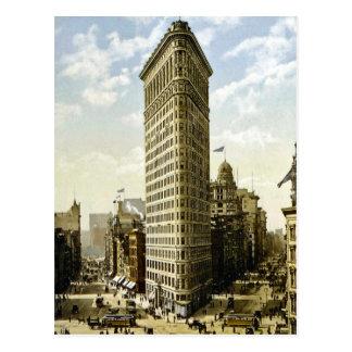 Flat Iron Building New York City, NY 1903 Vintage Postcard