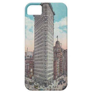 Flat Iron Building NYC iPhone 5 Case