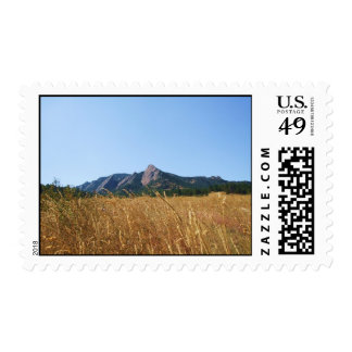 Flat Irons Postage Stamps