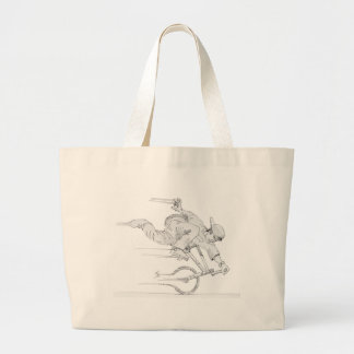 Flat Out Canvas Bag