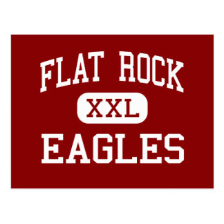 Flat Rock - Eagles - Middle - Tyrone Georgia Post Cards