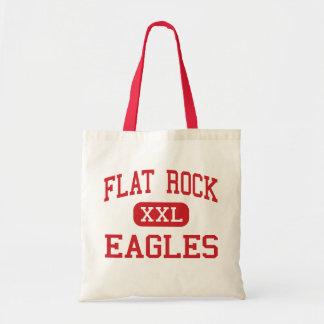 Flat Rock - Eagles - Middle - Tyrone Georgia Tote Bag