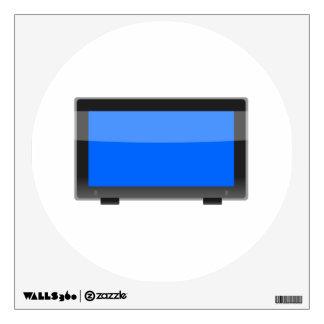 Flat Screen TV Room Graphics