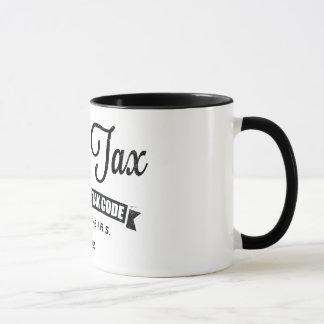 Flat Tax Mug