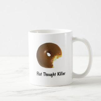 Flat Thought Killer Mug