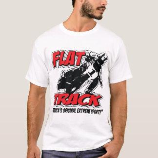 FLAT TRACK-America's Original Extreme Sport T-Shirt