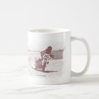 Flat Track Mug Coffee Mugs