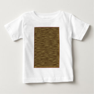 Flat wood nice cute Skin Case Baby T-Shirt