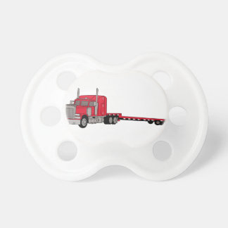 Flatbed Truck Pacifier