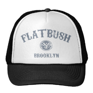 Flatbush Gorros Bordados