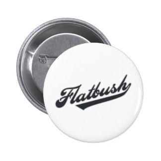 Flatbush Pin Redondo 5 Cm