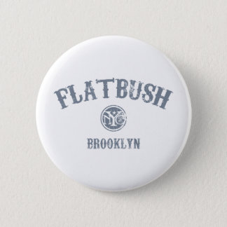Flatbush Pinback Button