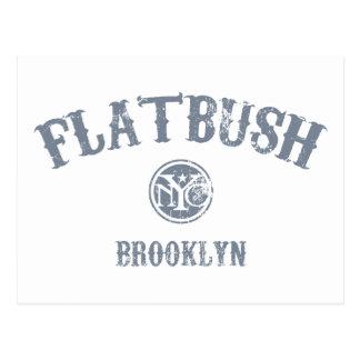 Flatbush Postcard