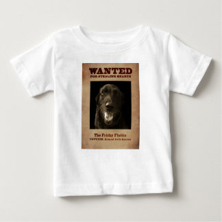 FlatCoatedRetriever Baby T-Shirt