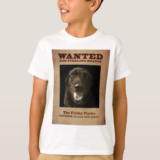 FlatCoatedRetriever T-Shirt