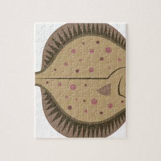 Flatfish Jigsaw Puzzle