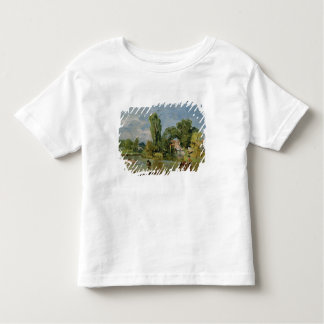 Flatford Mill, c.1810-11 (oil on panel) Toddler T-shirt
