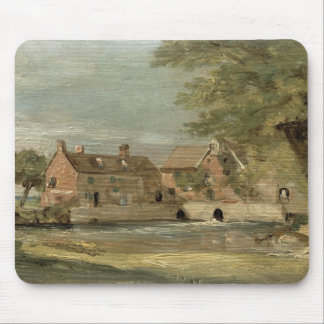 Flatford Mill (oil on panel) Mouse Pad