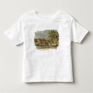 Flatford Mill (oil on panel) T-shirt