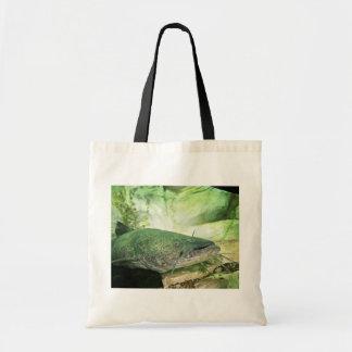 Flathead CatFish Budget Tote Bag