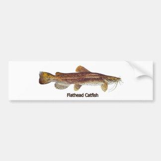 Flathead Catfish Bumper Stickers
