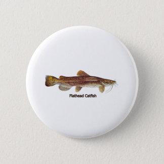Flathead Catfish Button
