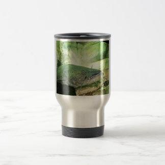 Flathead CatFish 15 Oz Stainless Steel Travel Mug