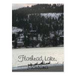 Flathead Lake , Montana Post Cards
