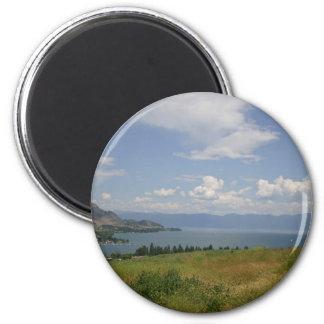 Flathead Lake Photos Magnet