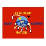 Flathead Nation Post Card