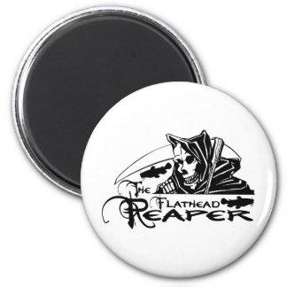 FLATHEAD REAPER MAGNET