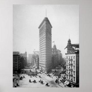 Flatiron Building 1905 Poster
