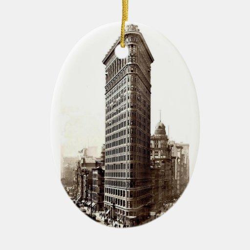 Flatiron Building 1910 Ornament