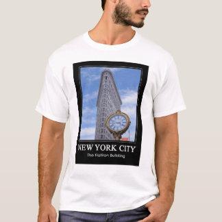 Flatiron Building and Clock 1C T-Shirt